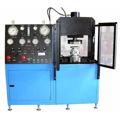 SVR Series  Self-Contained Vertical Valve Tester