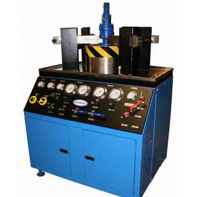 S Series  Self-Contained Valve Tester