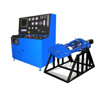 TF Series  Self-Contained Valve Tester with Tilting Fixture
